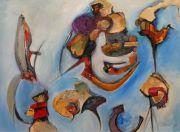 Cyril Mount Painting November 08