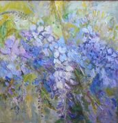 Cyril Mount, Wisteria