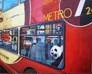 Alberto Martinez I'm-on-the-bus