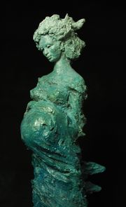 Eve Shepherd: Blue Lady