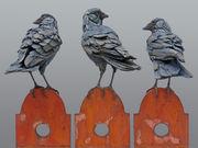 Pierre Diamantopoulo MRBS : Three Watchers
