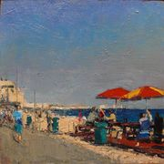 Andrew Gifford Beach at Hove