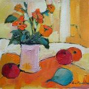 Annie Mendelow Warm Colours