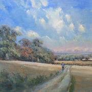 Peter Lancaster Summer Stroll Sussex