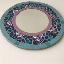 Mandala Mosaic Mirror