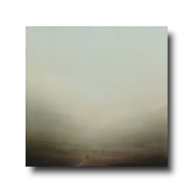 Obscured By Clouds   Giclee Print