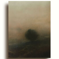 Crossways | Oil on Paper