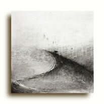 Winding Track | Landscape Drawing
