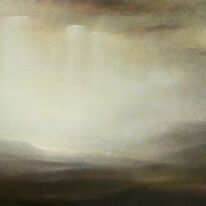Land Trace | Oil on Canvas