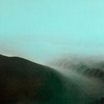 Crescent steep | Oil on Canvas