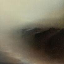 River | Oil on Panel