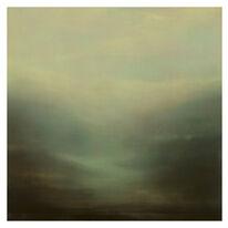 Midnight Vapour | Oil on Panel