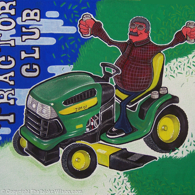 Revised Westridge Tractor Club - For Jim