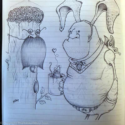 Johnny Bunny Ears