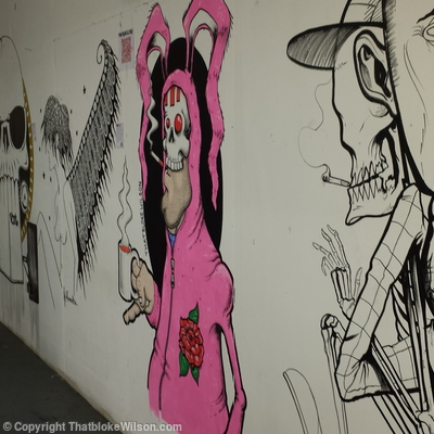 City of Colours Winter Showcase 2014 Wall
