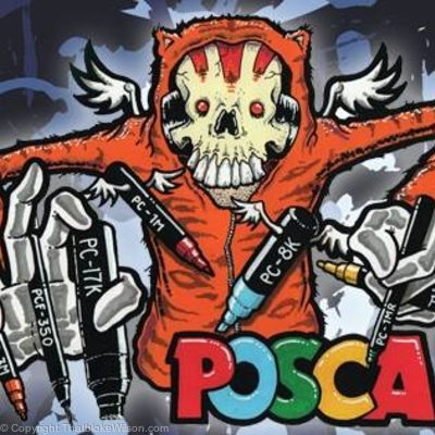 POSCA banner