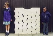 Maze at Fernhurst Junior School