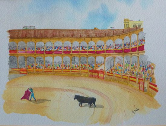Feria de Pedro Romero, Ronda Bullring