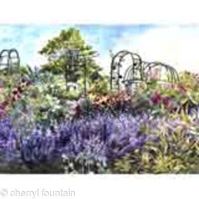 Rose Garden at Mount Ephraim