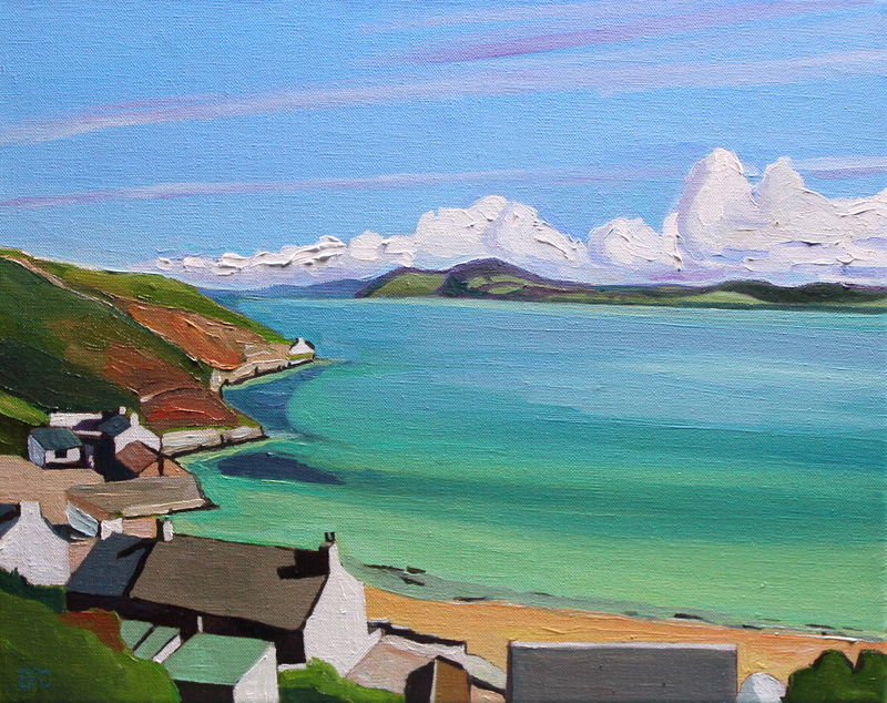 Looking Out From Morfa Nefyn