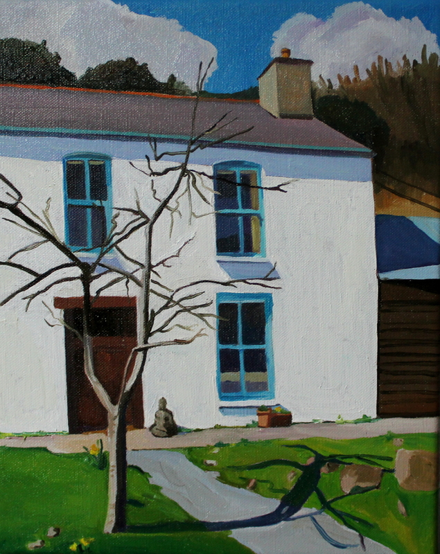 House at Pwll Du