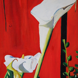 Fauvist Lily