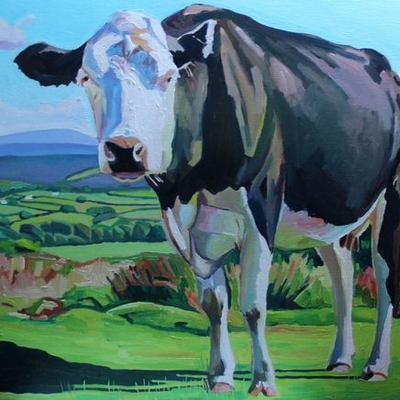 Gower Cow