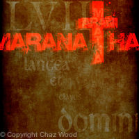 Maranatha Book Jacket