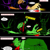 Spilled Blood: Issue 2 sample page 13
