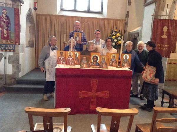 Kent Saints Course October 2015
