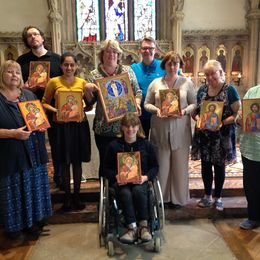 Launde Abbey Group Summer 2015