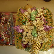 Bridal Saree Platter