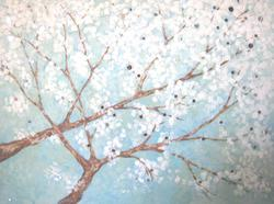 Blue blossom II