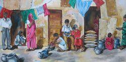 Indian street