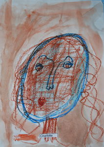 year 1 child's portrait