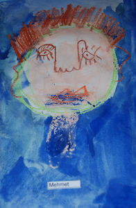year1 child's portrait