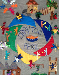 Drayton Park School Quilt