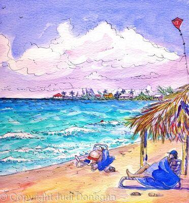 christmas-day-on-de-beach