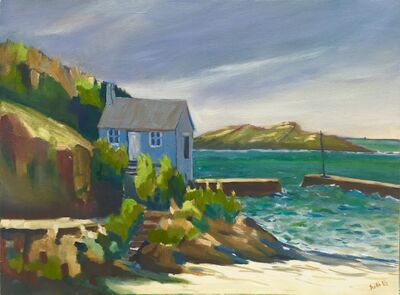 Fishermans Cottage Mullins Cove Cornwall