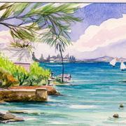 darrells-wharf-bermuda-red