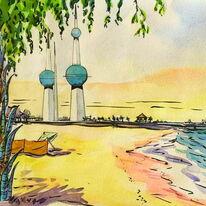Kuwait Beach