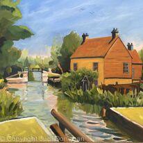 Walsham Weir, Surrey