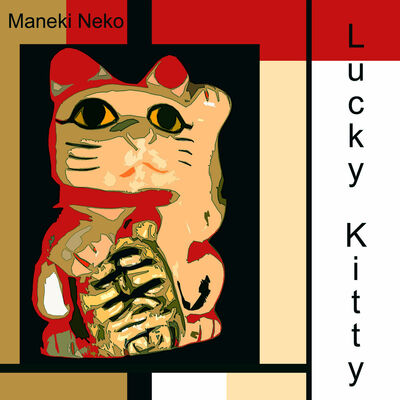 Maneki Neko the Lucky Kitty