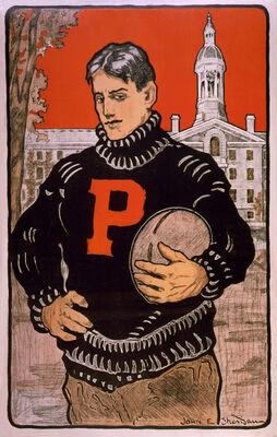 Vintage Princeton Football