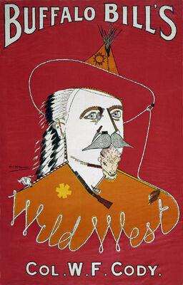 Wild West Buffalo Bill