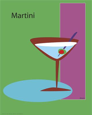Martini in Green
