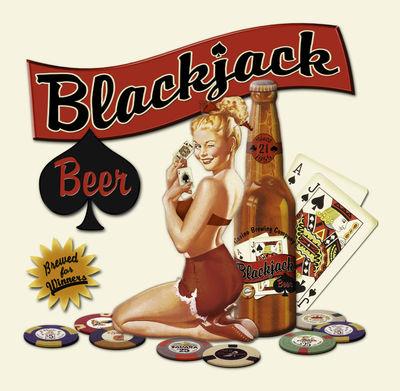 Blackjack Beer