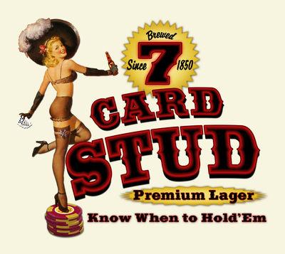 7 Card Stud Beer