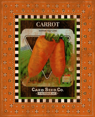 Carrot Seed Pack