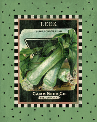Leek Seed Pack